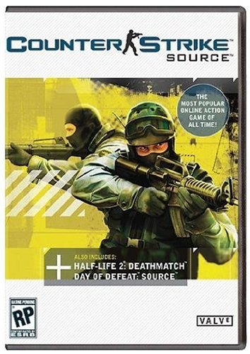 Counter -Strike: Source [UK Import]