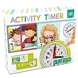 Eurekakids Activity Timer Apprendre Les Heures du Montre, (39011787)