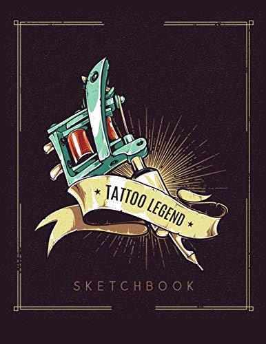 Tattoo-legend-sketchbook-designs-template