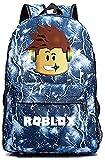 Lelestar Kids Backpack Luminous Daypack-Roblox School Bookbag Laptop Backpacks for Boys Girls Kids Teenagers Game Fans Gift (Colour 9)