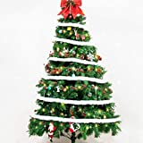 Top 10 Christmas Tree Ribbon Garlands