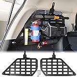 JeCar Modular Storage Panel System Rear Cargo Rack Trunk Shelf Interior Luggage Storage Carrier for Toyota 4Runner 2010-2020