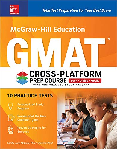 McGraw-Hill Education GMAT:...