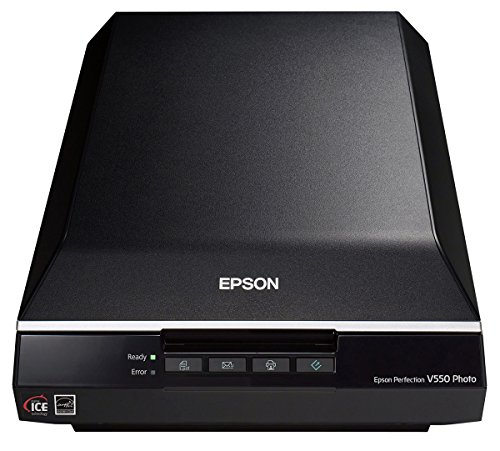 : Epson V550 Perfection Photo Scanner