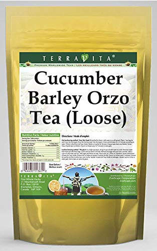 Cucumber Barley Orzo Tea Loose Limited time trial price 4 3 oz 550703 Ranking TOP1 ZIN: Pack -