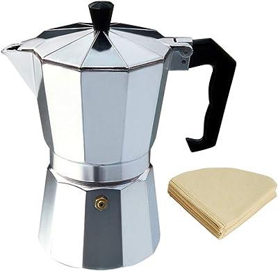 Amazon.com: Isabella 6 Copa Estufa Espresso machine: Home ...