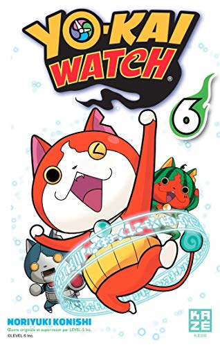 Yo-Kai Watch T06 (KAZ.KIDS)