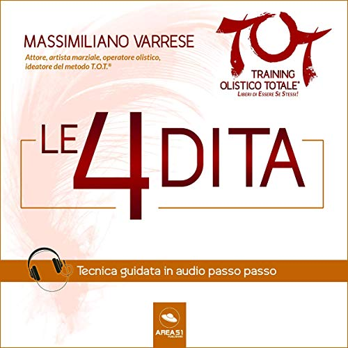Le 4 Dita audiobook cover art