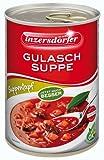 Zuppa Inzersdorfer pentola gulasch - 400 G - 4x