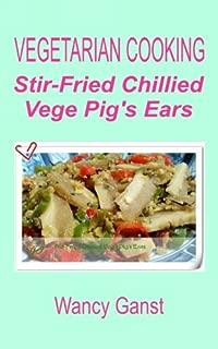 vegetarian pigs ears