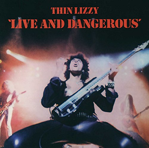 Thin Lizzy: Live and Dangerous (Audio CD (Standard Version))