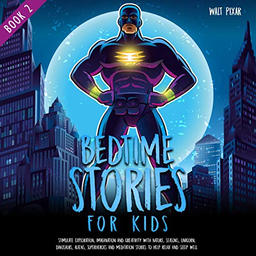 Bedtime Stories for Kids, Book 2 cover art