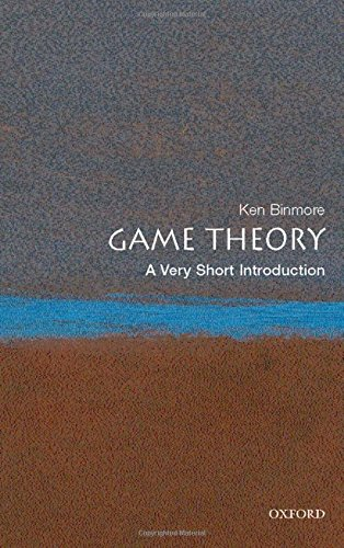 Image OfGame Theory: A Very Short Introduction