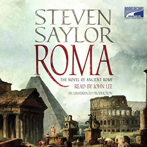 Roma audiobook cover art