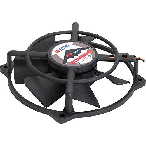 Titan TFD-10025LL12ZP/N PC-behuizing ventilator, koeler en radiator - ventilatoren, koellichaam en radiator (PC-behuizing, ventilator, 10 cm, 800 rpm, 1500 omw/min, 29 dB)