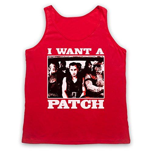 Inspirado Once Were Warriors I Want A Patch No Oficial