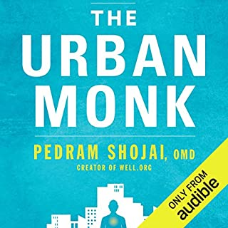 The Urban Monk audiobook cover art