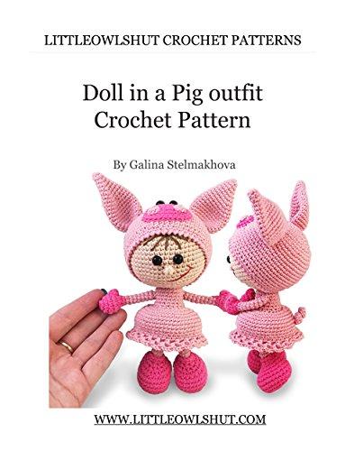 My Crochet Doll: Book Review! | Crochet, Crochet doll clothes ... | 500x383