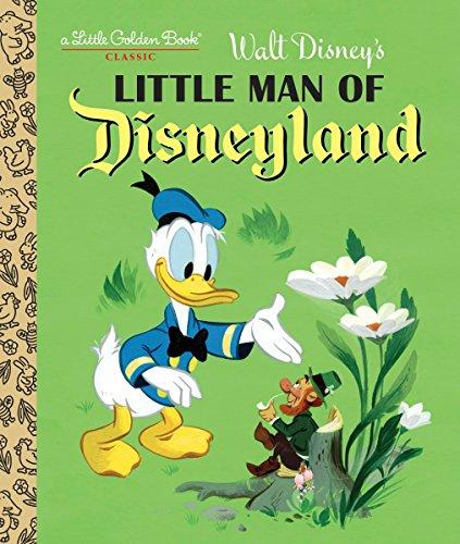 Little Man of Disneyland (Disney Classic) (Little Golden Book)