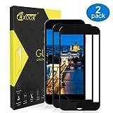 CRXOOX 2 Pack Protector de Pantalla para iPhone 7 / iPhone 8 Cristal Templado 9H Sin...