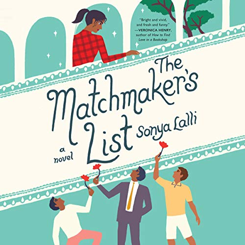 The Matchmaker's List audiobook cover art