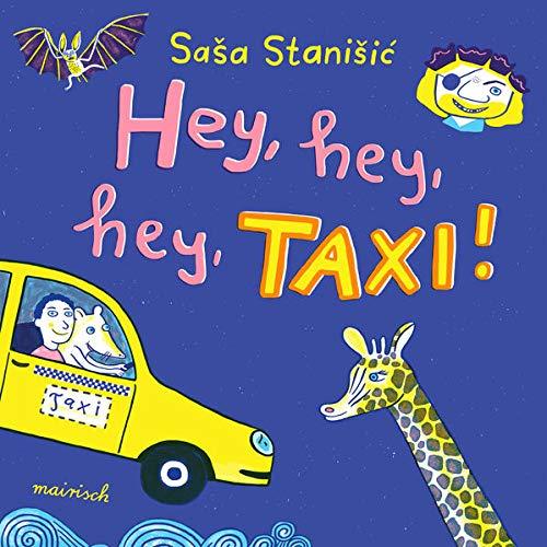 Hey, hey, hey, Taxi!: Gelesen vom Autor