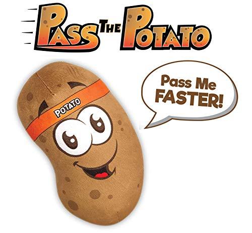 Pass The Potato Game