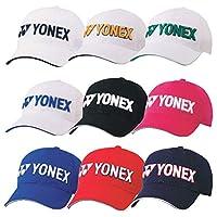 [ヨネックス] 帽子 ユニセックス メッシュ キャップ GCT098 (ゴルフ) フリーサイズ ブラック(007)