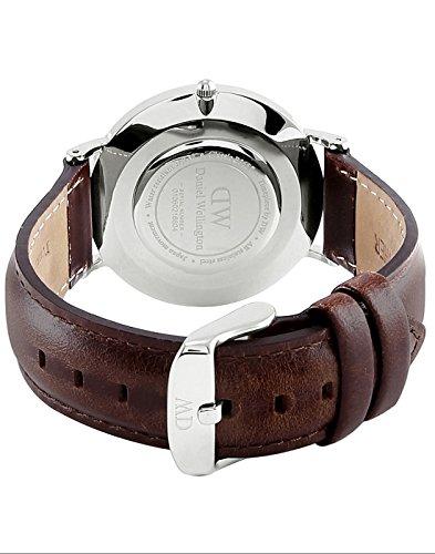 『[ダニエルウェリントン] 腕時計 0209DW 正規輸入品 ブラウン』の2枚目の画像
