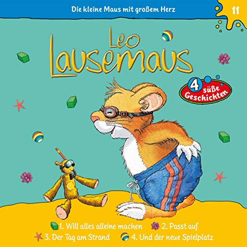 Leo Lausemaus will alles alleine machen Titelbild