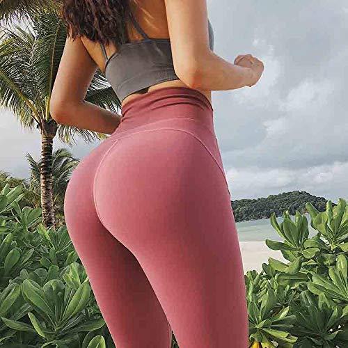 Nouveaux Leggings pour Femmes Mode Solide Taille Haute Casual Fitness Vêtements Push Up Workout Leggings Hiver S Rouge