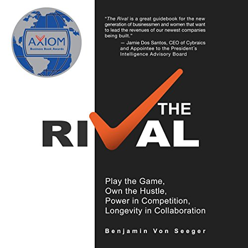 The Rival audiobook cover art