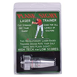 Plane Sight Laser Golf Training Aid