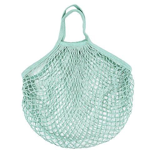 XKMY Bolsa de malla para ahorrar espacio, bolsa de malla de tortuga, bolsa de hombro, bolsa de almacenamiento de frutas, bolsa reutilizable de 50 g (color: A)