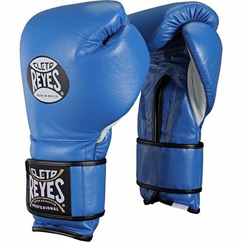 Cleto Reyes guantes de boxeo azul