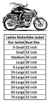 Manteau imperméable de veste de moto de Cordura de moto de moto de textile de femmes pour des dames   Taille 4X Large