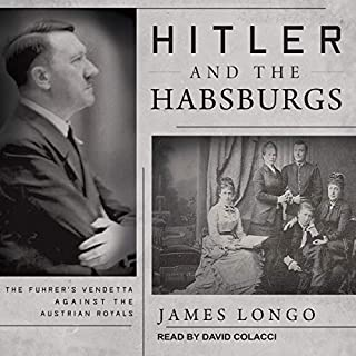 Hitler and the Habsburgs cover art