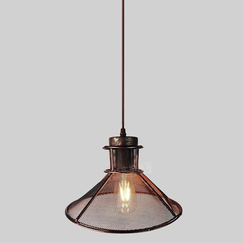 CAIMEI Kansas City Mall Ceiling Light Pendant Hanging Rust Lamp Ø28Cm Color Max 60% OFF
