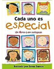Cada uno es especial: Un libro con solapas (Emociones, valores y hábitos)