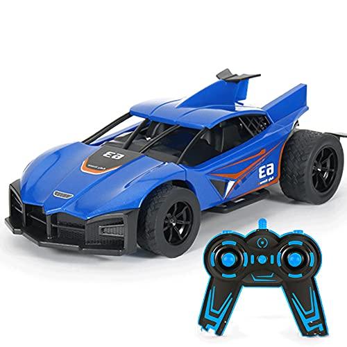 KGUANG Mini Niños Stunt Spray RC Car High Speed Drift Racing 2.4G Control Remoto Buggy Carga USB Vehículo De Juguete Eléctrico Niño Cumpleaños
