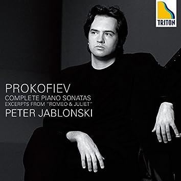 Prokofiev Complete Piano Sonatas, Excerpts from Romeo & Juliet