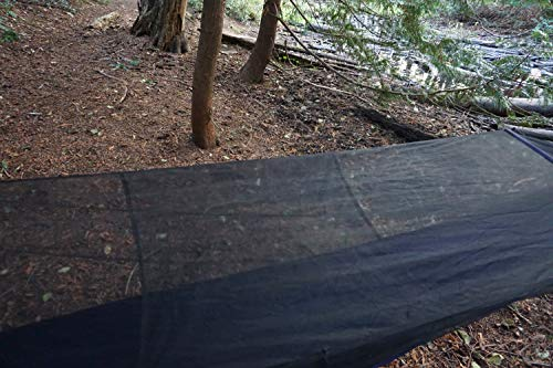 Product Image 1: Grand Trunk Skeeter Beeter XT Mosquito Hammock – Portable Bug Prevention Hammock with Carabiners and Hanging Kit – Perfect for Outdoor Adventures, Backpacking, and Camping Trips, Navy and Forest Green