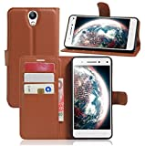 Manyip Lenovo VIBE S1 Lite Case PU Leather Stand Wallet