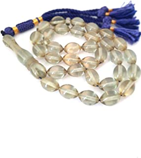 سبحة تراب كهرمان اصلي مسباح تراب مسبحة Amber sand rosary with smell healing power wellness treatment bracelets prayer bead...