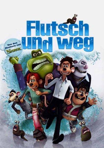 Flutsch und weg [dt./OV]