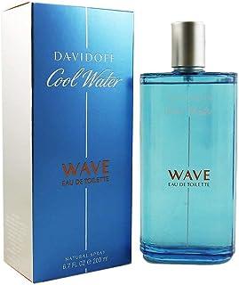 Davidoff Cool Water Wave Eau De Toilette Men's Fragrance Spray, 200 ml