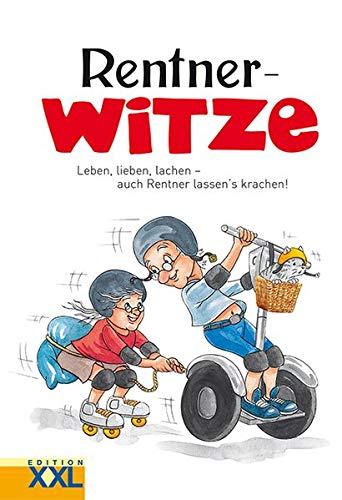 Rentner-Witze: Leben, lieben, lachen - auch Rentner lassen's krachen!
