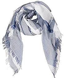 Zaina Unisex Cotton Viscose Scarf for Men & Women - Fit for All Ages