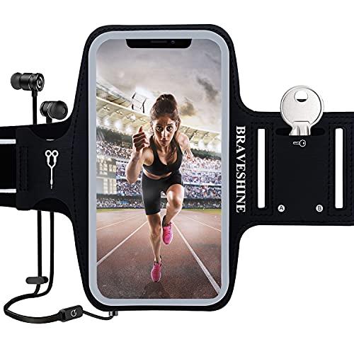 Running Phone Armband, Running Phone Holder, Phone Holder for Running,...