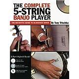 Tony Trischka: The Complete 5-String Banjo Player (Book/CD). Partituras, CD para Banjo, Tab de Banjo